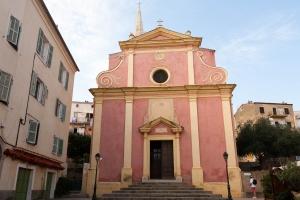 Small but picturesque church in Calvi.